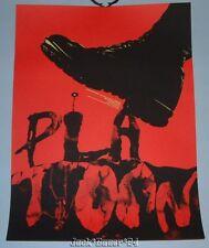 Jay Shaw Platoon Movie Poster Print Numbered Mondo Vietnam Art Oscar 2013