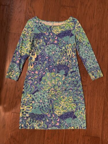 Lilly Pulitzer Marlowe Boatneck T-shirt Dress XXS