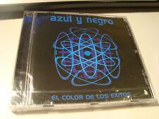RAR CD. AZUL Y NEGRO. EL COLOR DE LOS EXITOS. 14 TRACKS. MINT. 2005. SPAIN