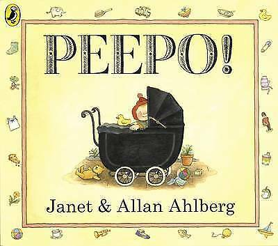 """1 of 1 - """"VERY GOOD"""" Ahlberg, Allan, Ahlberg, Janet, Peepo! (Picture Puffin), Book"""