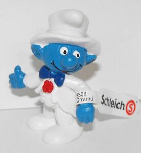 Groom-Smurf-2-inch-Plastic-Wedding-Figure-20413