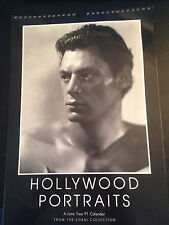 Hollywood Portraits A Lime Tree 91 Calendar from the Kobal Collection