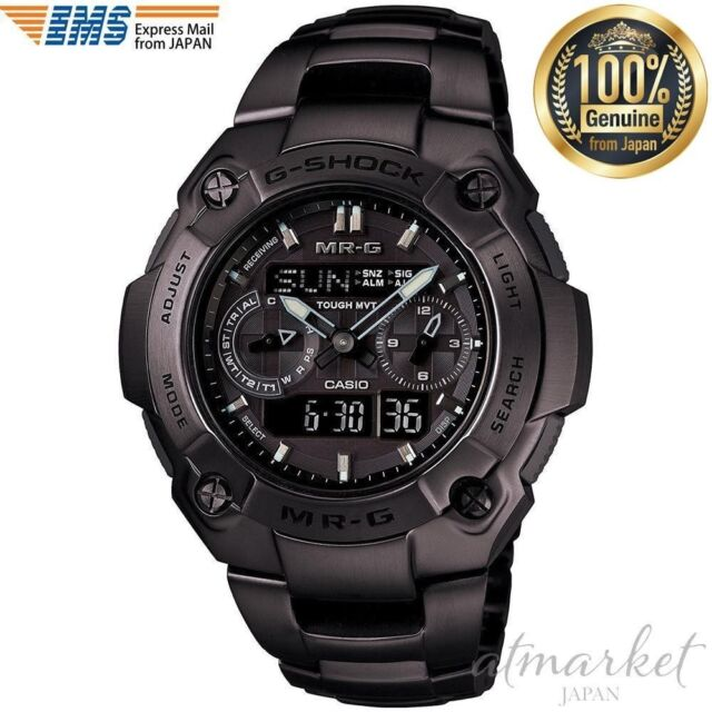 97d83d1bfa5 Casio G-shock Mr-g Mrg-7700b-1bjf Multiband 6 Mens Watch From Japan ...