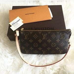 a3b7f5f38584 Image is loading Louis-Vuitton-Pochette-Accessoires-NM-Monogram-made-In-