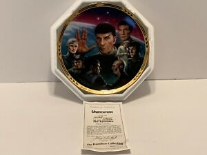 Star-Trek-The-Next-Generation-Hamilton-Plate-Episode-Unification