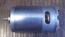 Rs 550 Motor 18v 12 20 Volt Dc 20k Rpm Torque Drill Robot Electric Round Shaft