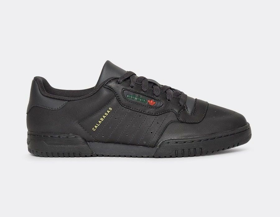 Adidas New Yeezy Powerphase Calabasas Core Black CG6420 Size 7 New Adidas with box and tags 30ce15