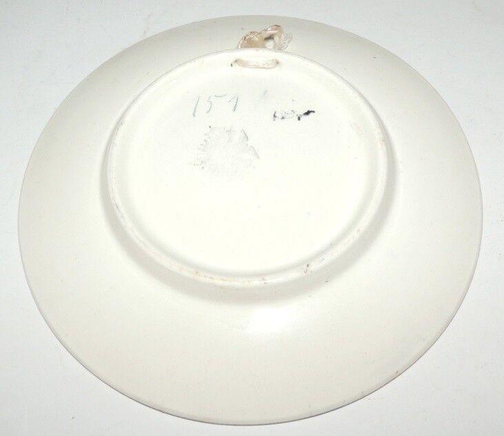 Delf platte diameter 18.5cm fejlfri