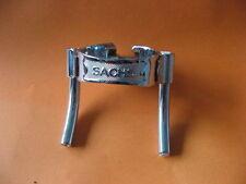 Vintage Kabelschelle SACHS chrom frame clamp cable collier de tube NOS