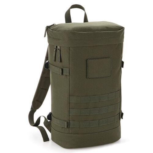 BagBase Molle Utility Backpack Military Army Bag Tactical Rucksack BG845