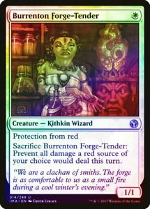 Burrenton Forge-Tender FOIL Iconic Masters NM-M White Uncommon MTG CARD ABUGames