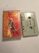 HEUTRALIZOR COMMODORE 64 / 128 C64 C128 VERSION CASSETTE TAPE GAME