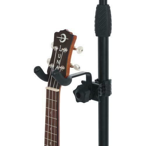 Gator Frameworks Microphone Stand or Desk Ukulele//Mandolin Hanger