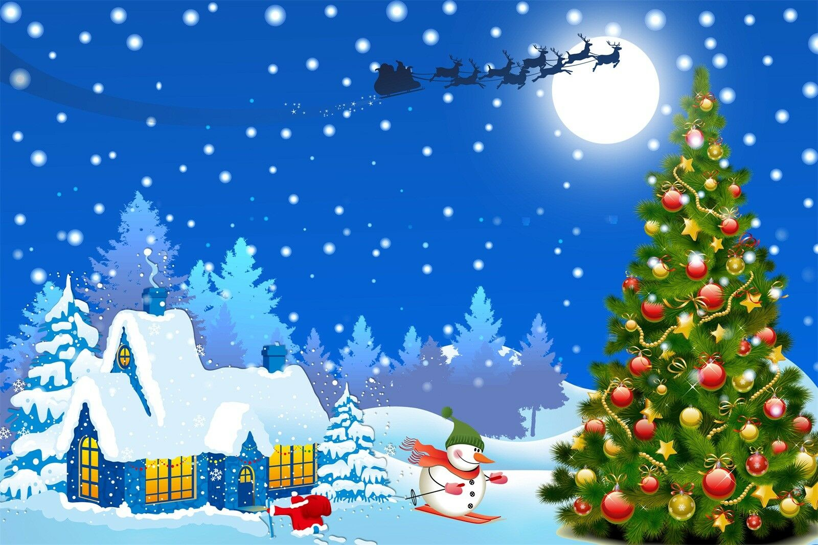 3D Kiefern Weihnachten 83 Tapete Wandgemälde Tapete Tapeten Tapeten Tapeten Bild Familie DE | Vielfalt  99ba5f