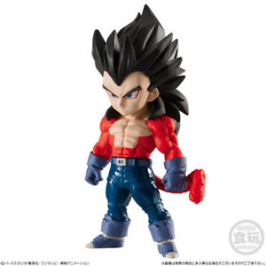 DRAGON-BALL-GT-VEGETA-SS4-CANDY-TOY-ADVERGE-VOL-7-BANDAI-NEW-NUEVA-FIGURE