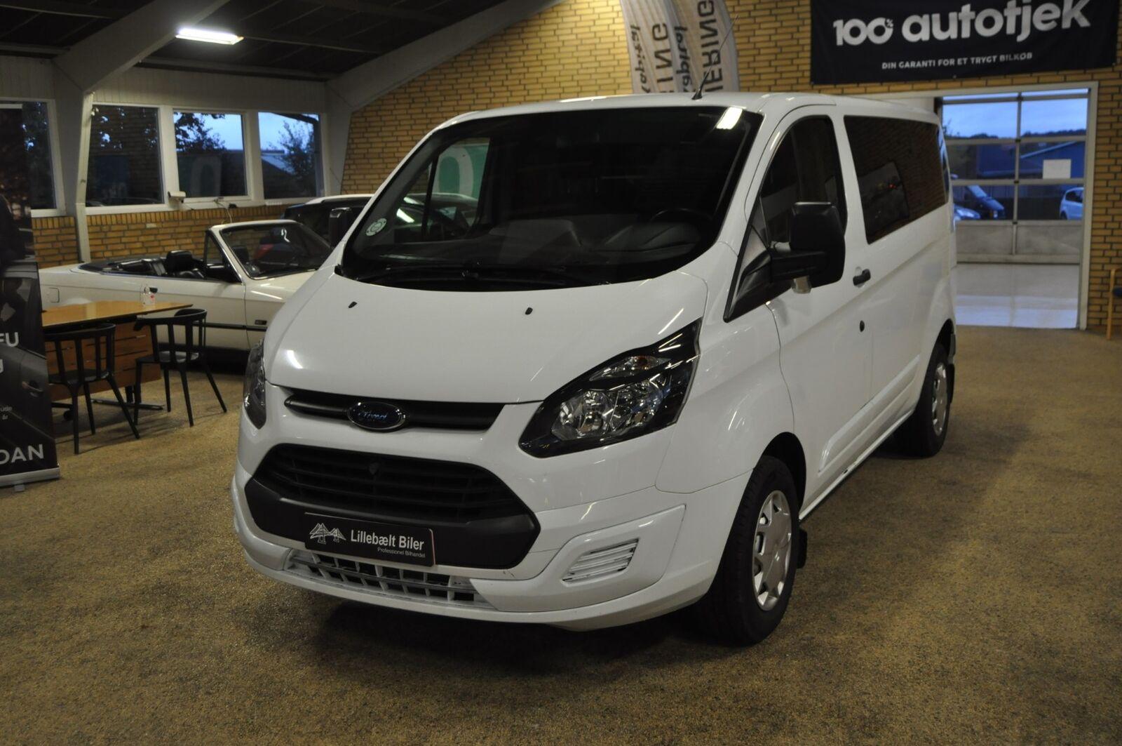 Ford Transit Custom Kombi 310S 2,0 TDCi 105 Ambiente