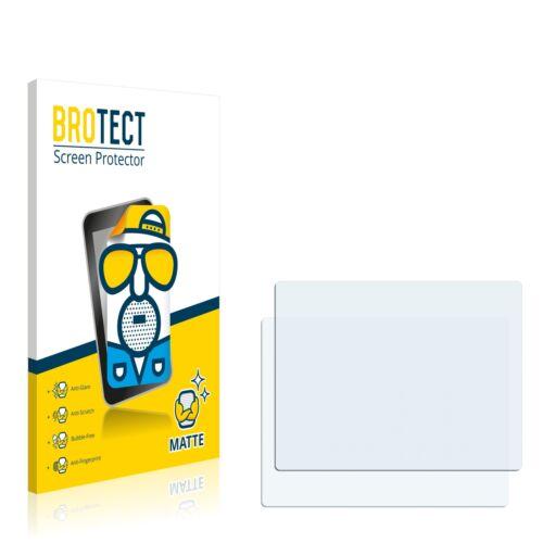 2x protector de pantalla mate para Pentax K-R recubrimiento protector protector de pantalla Lámina