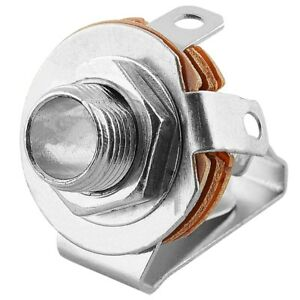 6-5mm-grosse-Klinke-Buchse-Mono-zum-Einbau-Einbaubuchse-fuer-Mikrofon-Kopfhoerer