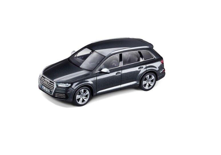 ORIGINALE Audi sq7 4m S q7 modello di auto 1 43 DAYTONAgris DAYTONA gris 5011617613