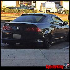 SPKdepot 380R (Fits: Acura RSX 2002-06) Rear Roof Window Spoiler Wing