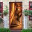 3D-Door-Sticker-Wood-Adhesive-Waterproof-Wallpaper-for-Doors-Living-Room-Bedroom thumbnail 41
