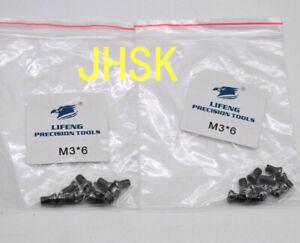 20pcs M3 x 7mm Insert Torx Screw for Carbide Inserts Lathe Tool /& Screwdriver