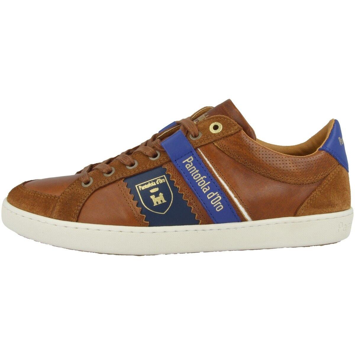 Pantofola D  oro Savio UOMO Low Pesaro Piceno scarpe Trainers Shell 10191040.jcu  stile classico
