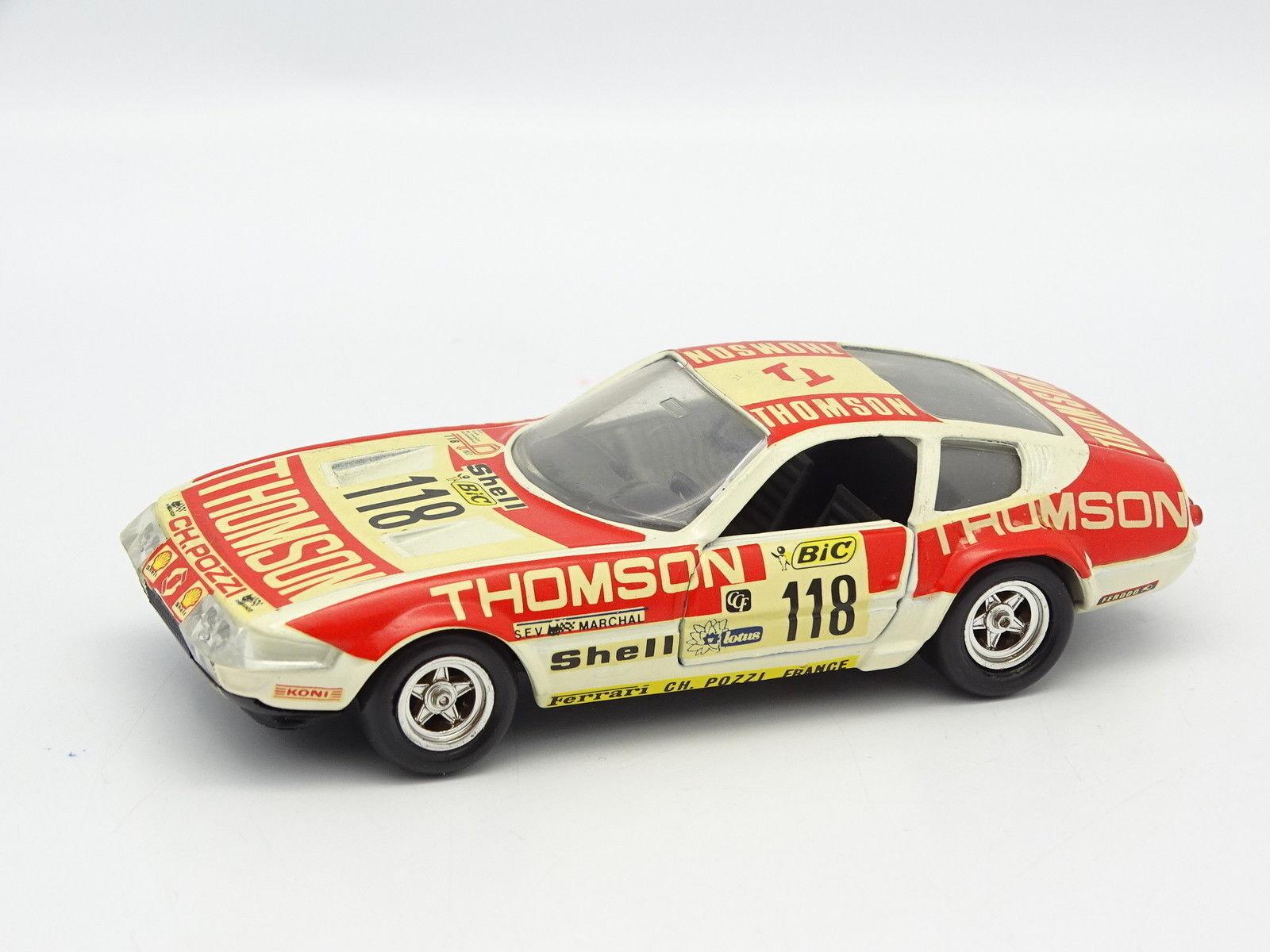 Solido Solido Solido SB 1 43 - Ferrari 365 GTB4 Thomson No118 e3c6e3