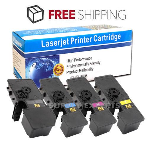 4-pk Toner For Kyocera Mita ECOSYS P5026cdn P5026cdw M5526cdn M5526cdw TK-5242