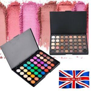 40 Colour Eyeshadow Eye Shadow Palette Makeup Kit Set Make Up Professional Box