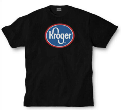 Kroger Company grocery store t-shirt