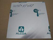 Mic 6 Cast Tooling Aluminum Plate 1pc X 0250 X 10 X 10