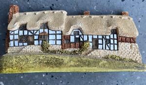 Lilliput-Lane-De-Anne-Hathaway-039-s-Cottage-Casa-Cumbria-Inglaterra-UK1989-retirado-Raro