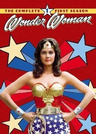 1 of 1 - Wonder Woman : Season 1 (DVD, 2005, 5-Disc Set)