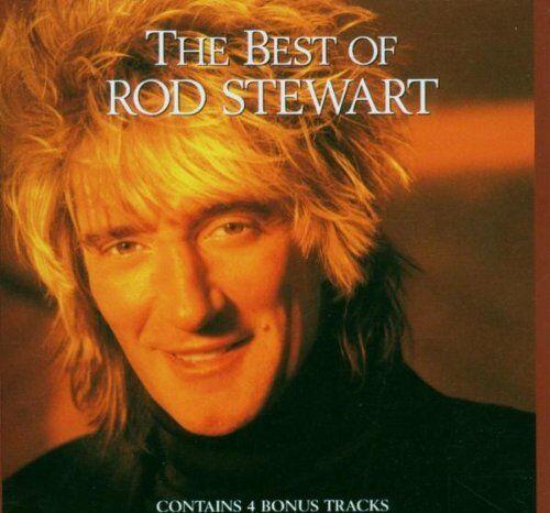 ROD STEWART THE BEST OF CD NEW