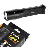 New Fenix LD41 Cree XM L2 U2  LED 680  Lumen Waterproof Flashlight AA Torch