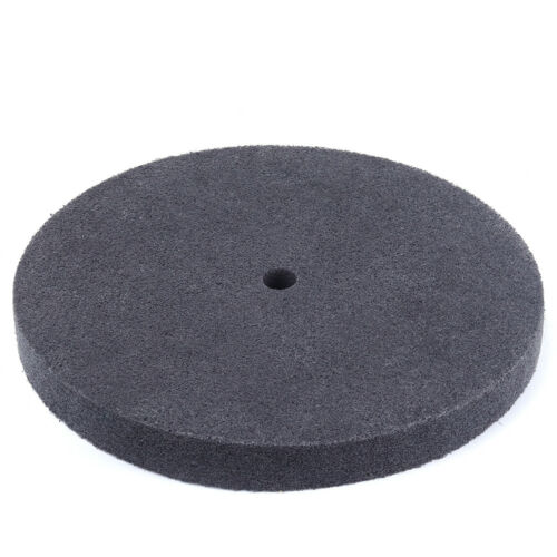 4-12inch Nylon Fiber Polishing Buffering Pad Grinding Disc Wheel 5//7//9P Gray