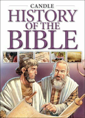 Candle History of the Bible by Tim Dowley 9781781283165 | Brand New
