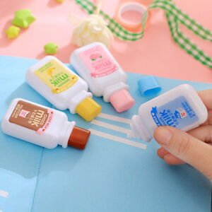 Cute-milk-correction-tape-material-kawaii-stationery-office-school-supplies-HT