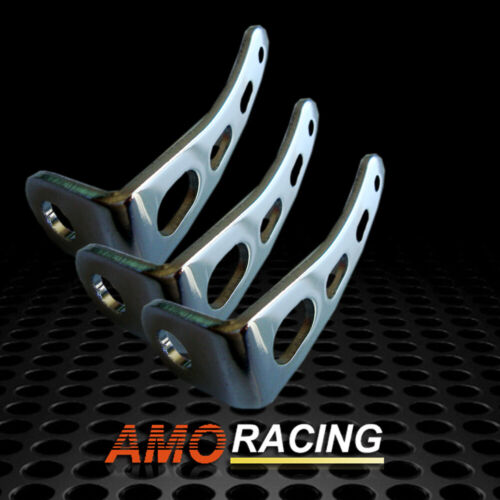 New 3PCS Throttle Return Spring Bracket Fit SBC BBC Chevy 283 327 350 454 GM