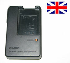 Genuine Casio Caricabatteria BC-11L, exelim EX-Z15 EX-Z18 EX-S880 EX-Z3 EX-Z4 EX-Z5