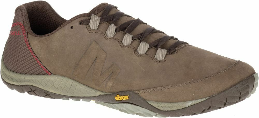 MERRELL Parkway Emboss Lace Barefoot Barefoot Barefoot Sneakers Athletic Trainers shoes Mens New af1a06