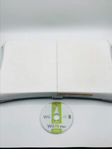 Nintendo Wii Balance Board With Wii Fit Game Bundle