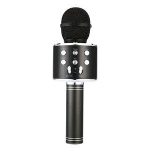 1X-MicroFono-InalaMbrico-PortaTil-Bluetooth-Karaoke-MicroFono-Casero-Altavoz-u3o
