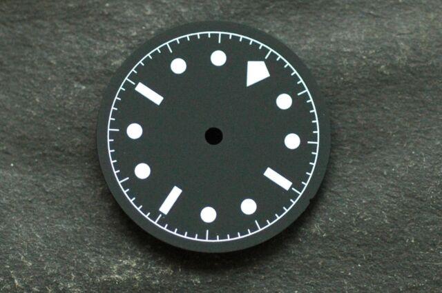Stingray Custom Fifty 50 Fathoms Sub Watch Dial Miyota / DG 2813 Movement White
