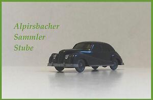 A-S-S-WIKING-UNVERGLAST-BMW-501-ANTHRAZIT-o-ZUGHAKEN-GK-190-1L-CS-134-1H-1-W
