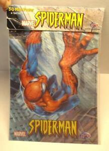 Spiderman-3D-mini-poster-vintage-2003-8-x-10-NIP-Marvel