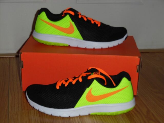 36306b79a8b9 NEW in box Nike Flex Experience 5 (GS) athletic shoes 844995 002 Size 4Y