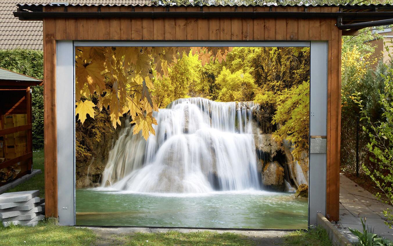 3D Huge streams Garage Door Murals Wall Print Decal Wall Deco AJ WALLPAPER UK