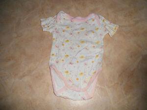 Honest # Super Süßer Baby Strampler Body Für Mädchen Größe 50/56 High Resilience Clothing, Shoes & Accessories